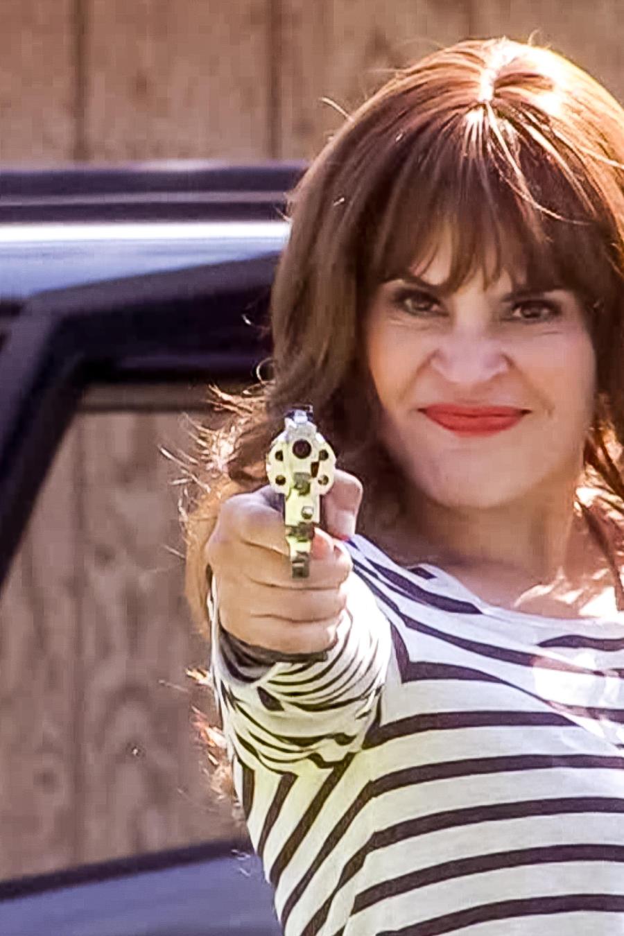 Maria Raquenel mata a javier en eva la Trailera