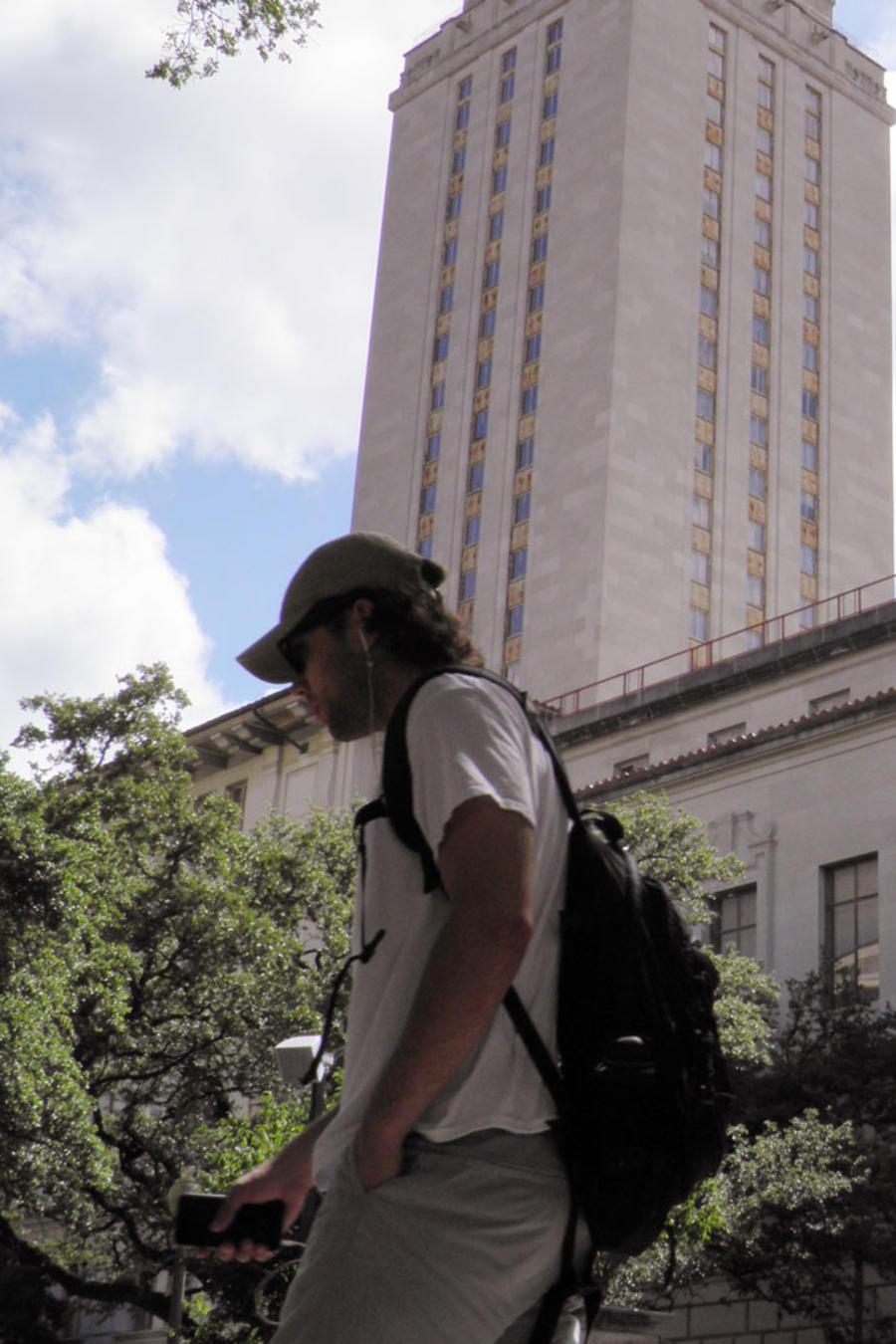 estudiante universidad de texas