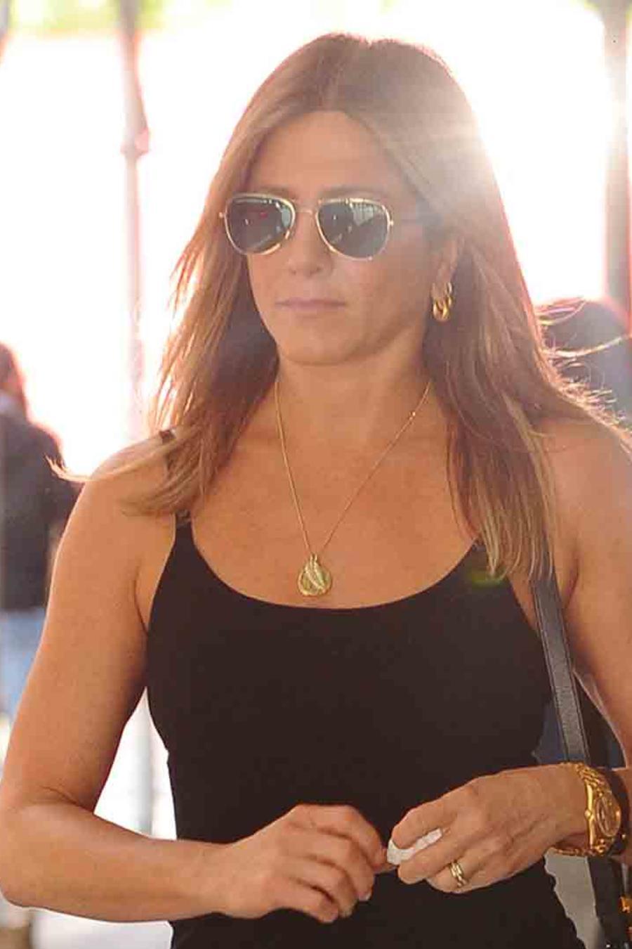 Jennifer Aniston en Nueva York