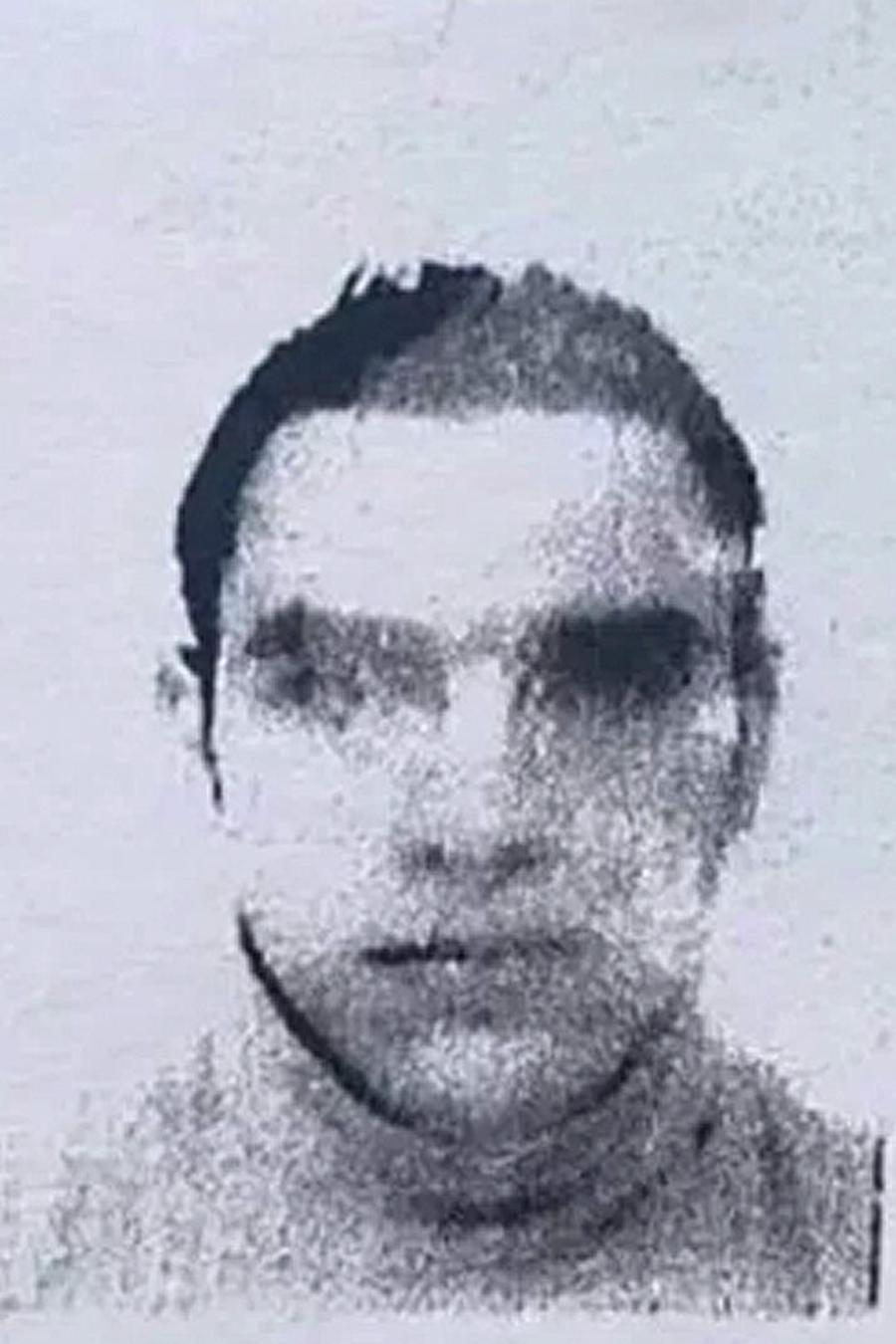 rostro del asesino de niza