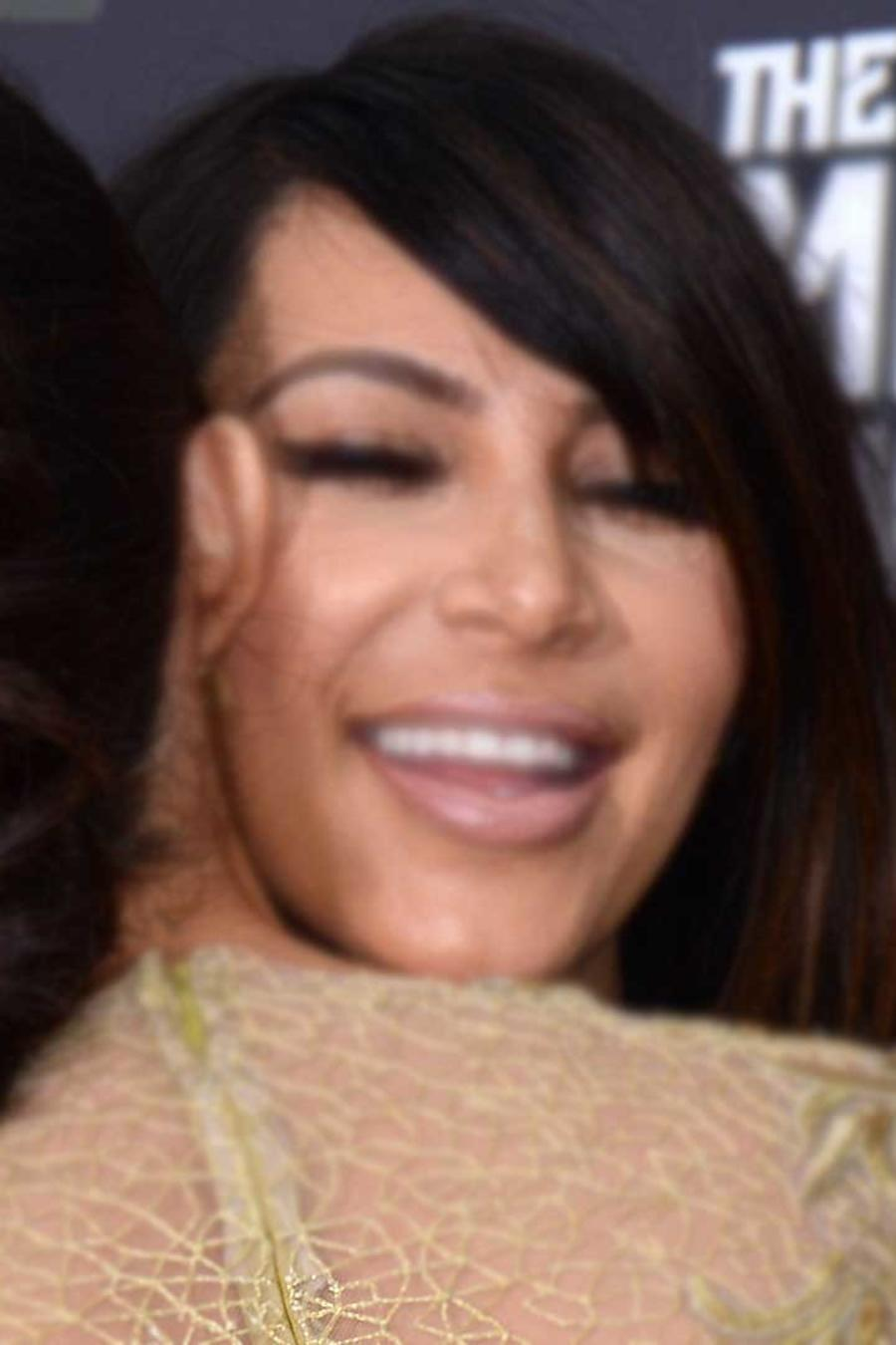 selena gomez and kim kardashian