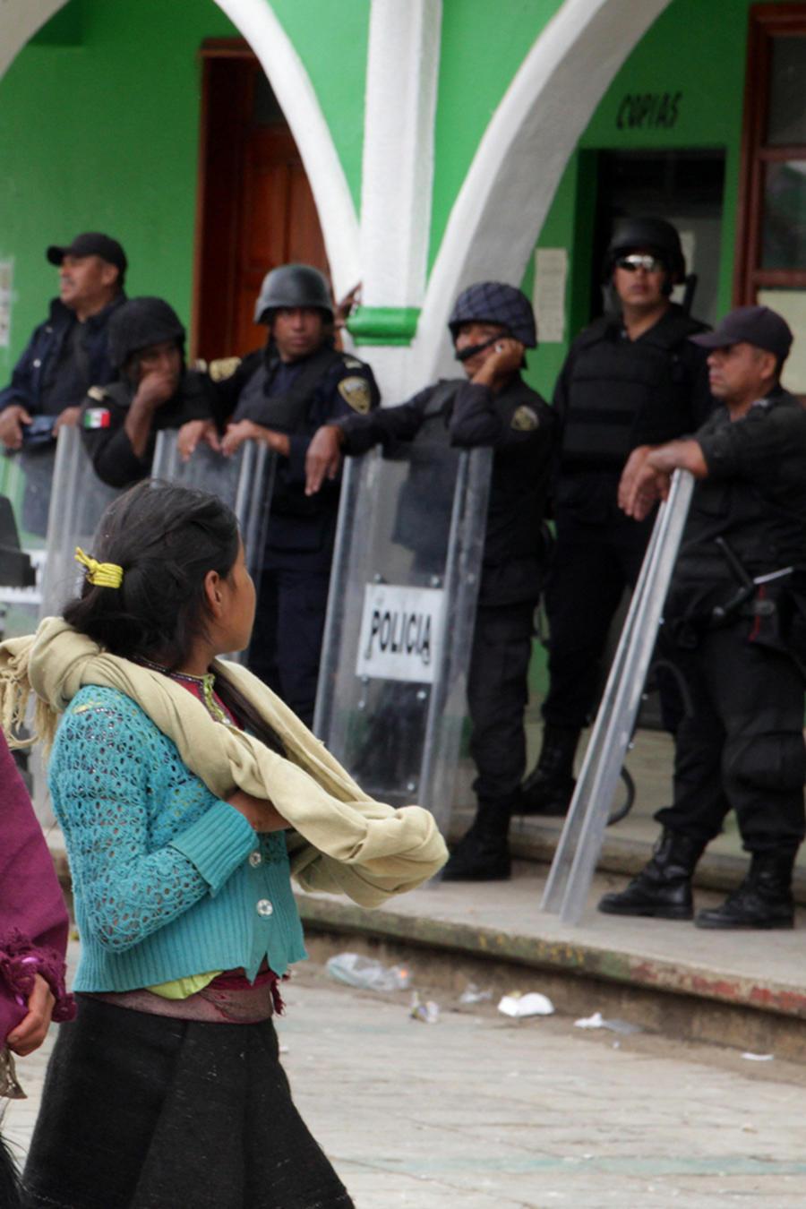 Alcalde de localidad de Chiapas es linchado
