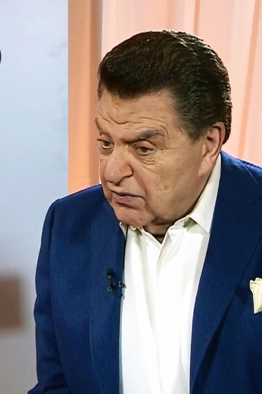 """Don Francisco da detalles de """"Rostros de la Frontera"""""""