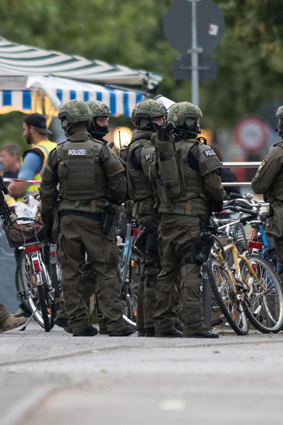 El supuesto asesino de Múnich se suicidó
