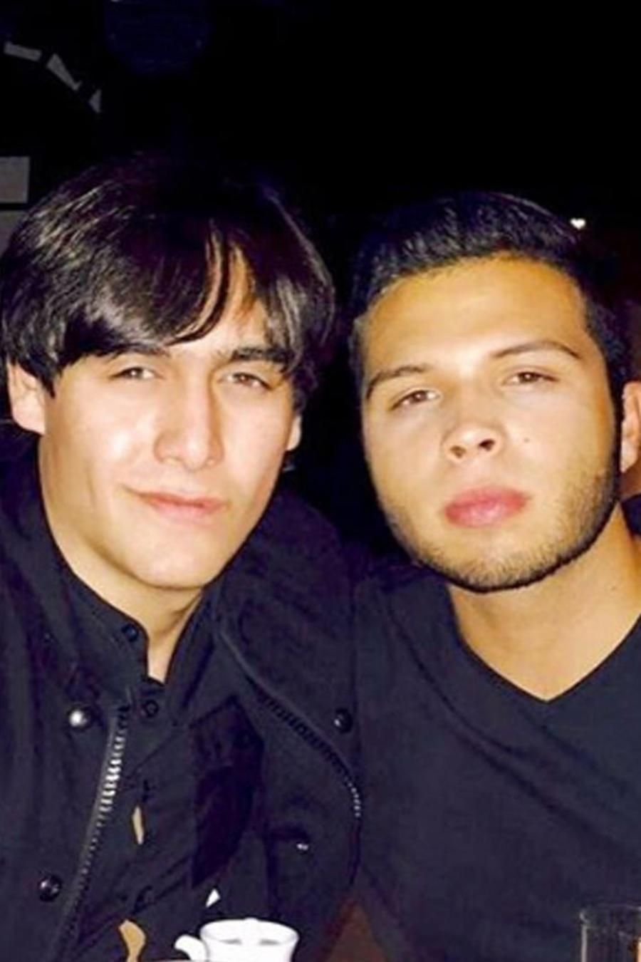 julian figueroa y leonardo aguilar