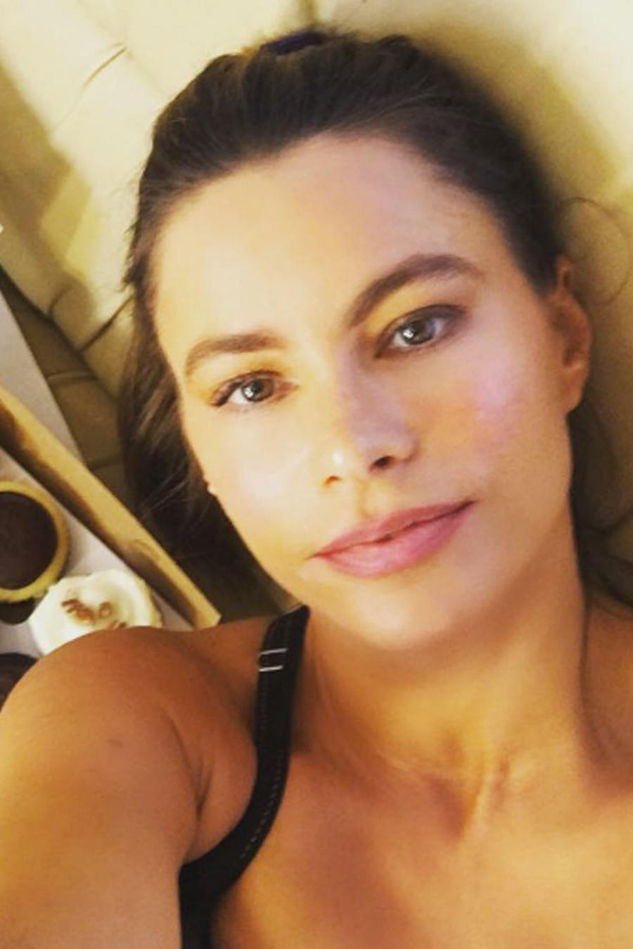 sofia vergara al natural