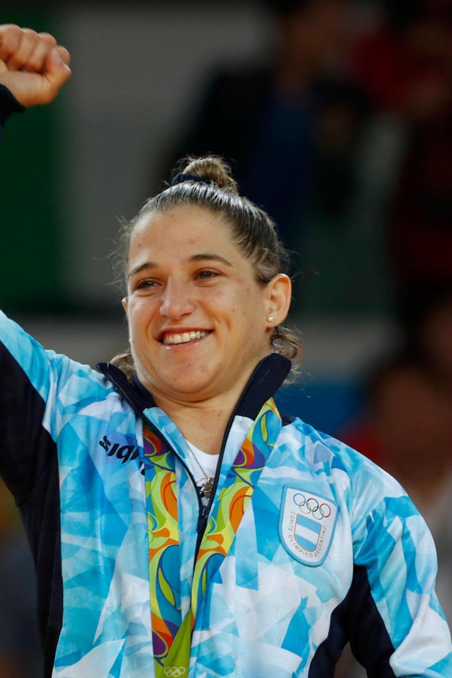 medallista argentina