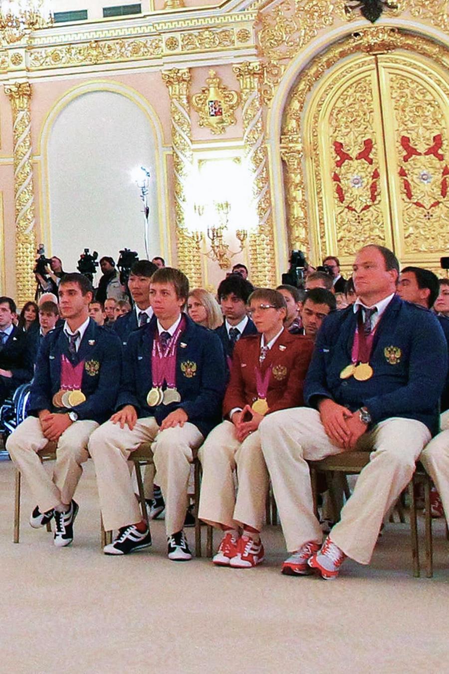 Equipo paralímpico ruso no podrá participar en juegos