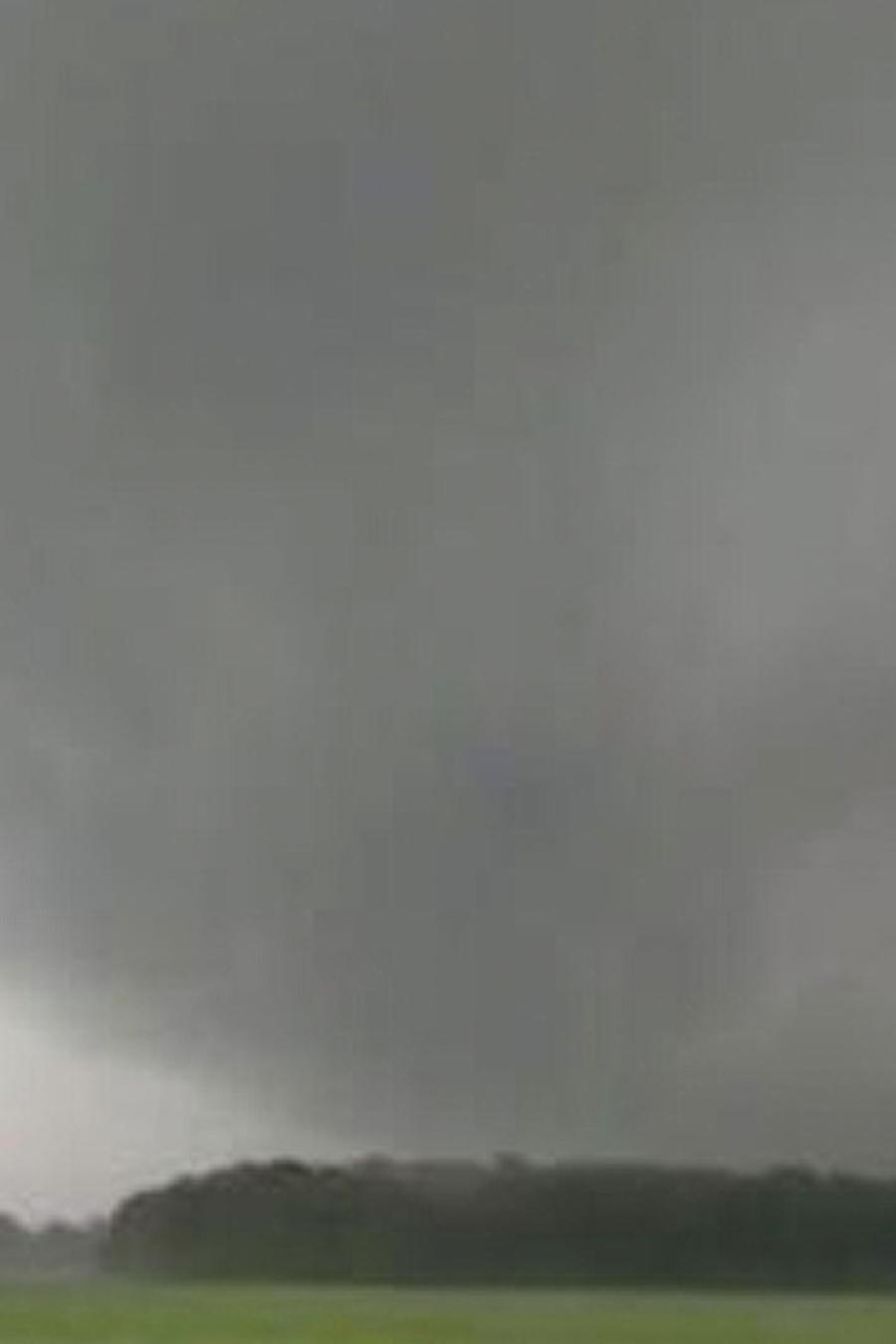 tornado en ohio