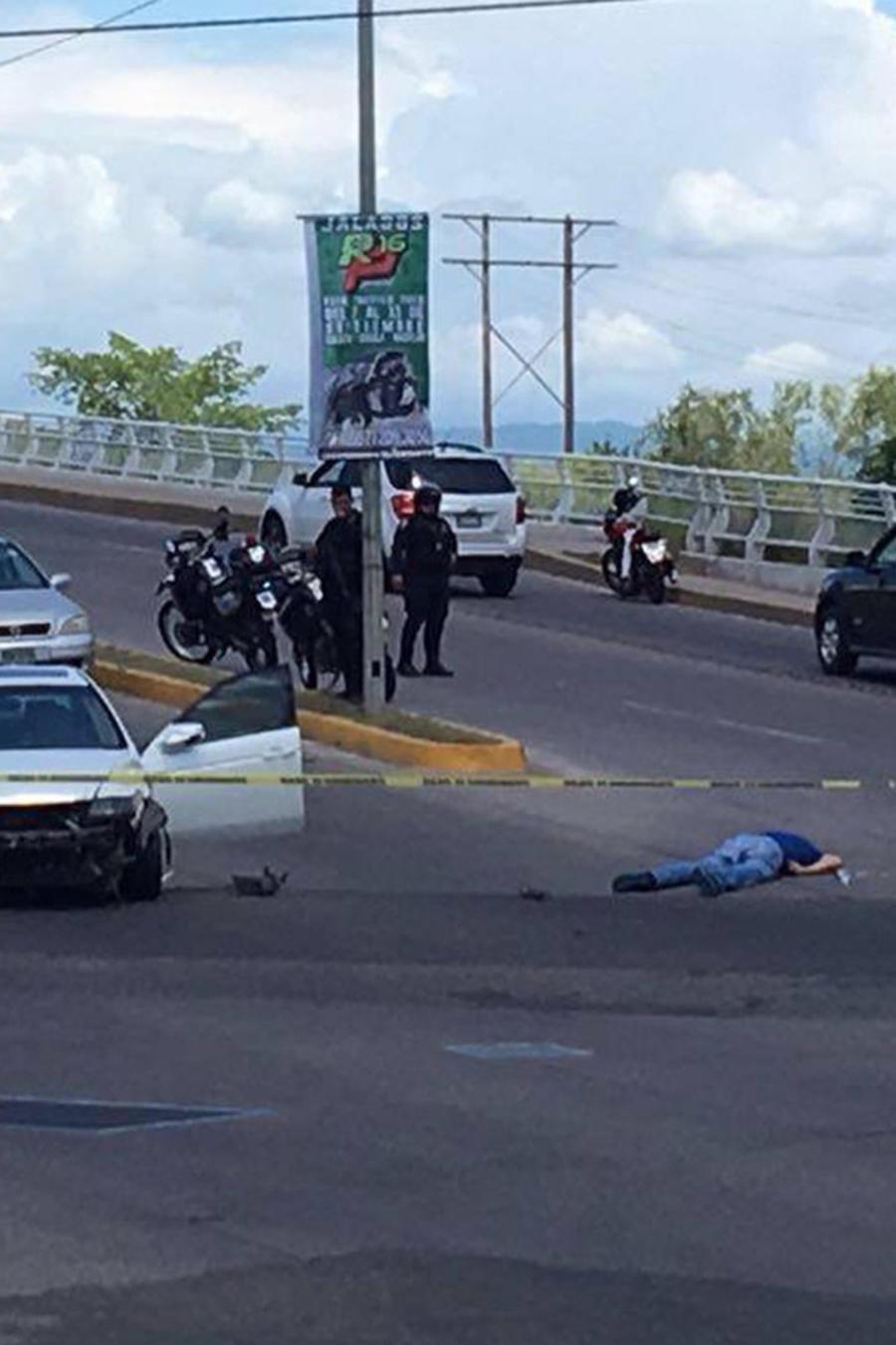 Asesinado sobrino de narco Ismael Zambada