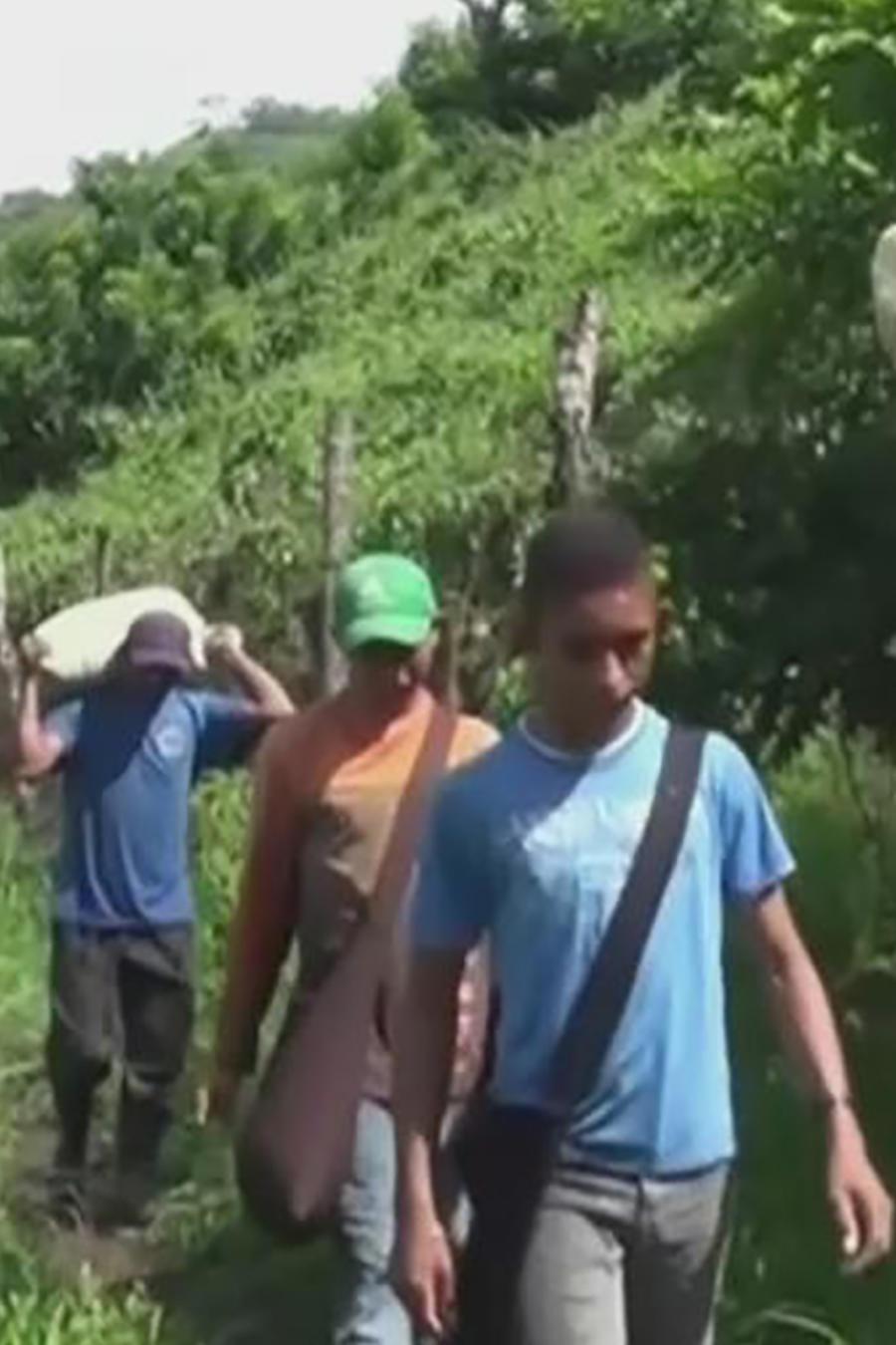 El pueblo salvadoreño libre de violencia