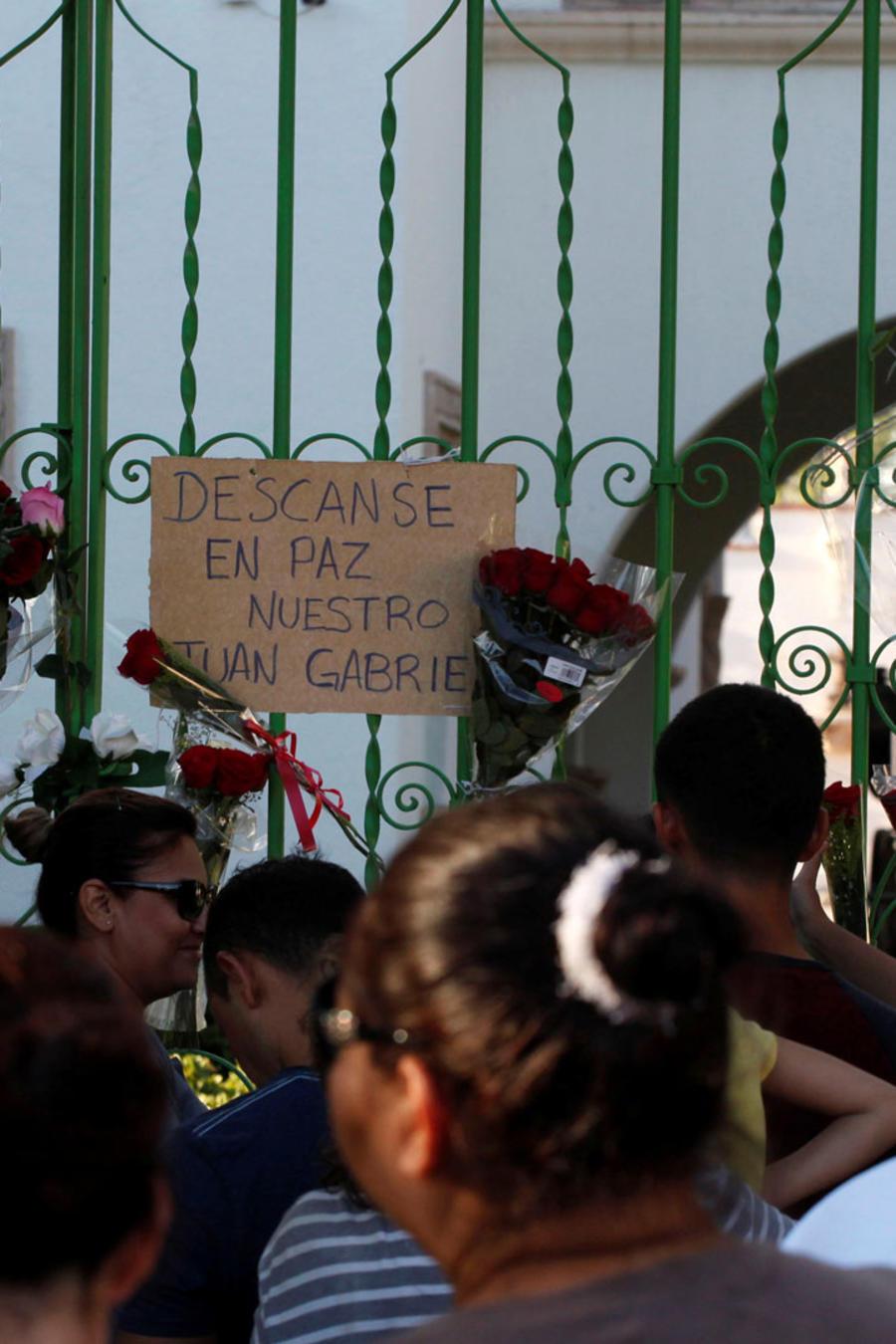 El pueblo de Juárez llora a su ídolo