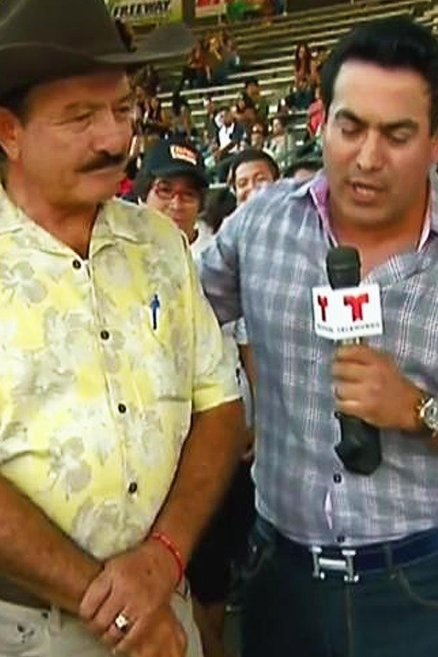 Luto en festival mexicano en Pico Rivera, California