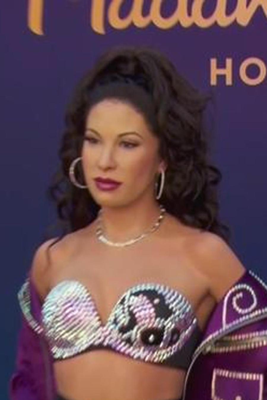Selena Quintanilla inmortalizada en figura de cera