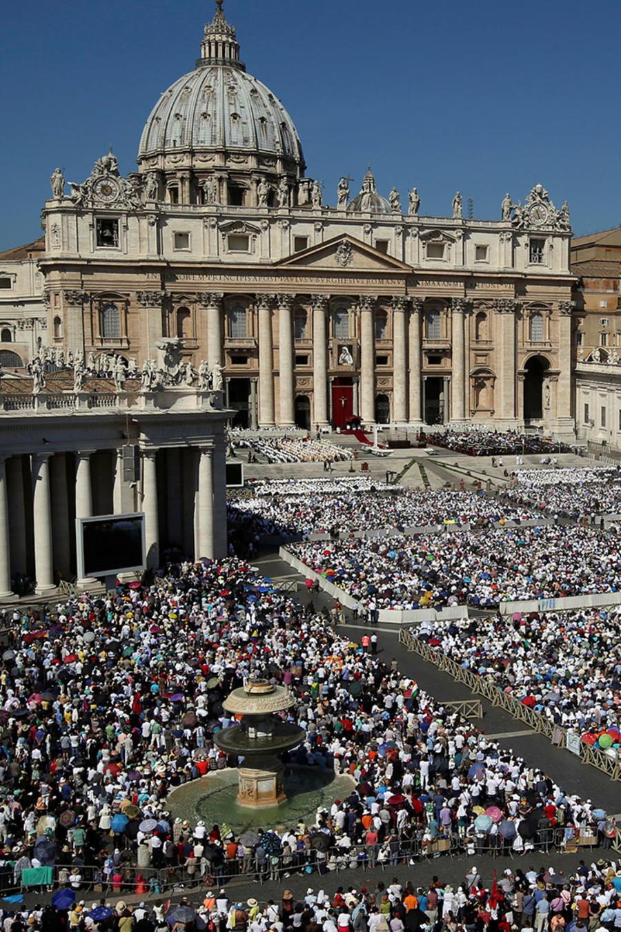 La Madre Teresa de Calcuta canonizada en el Vaticano