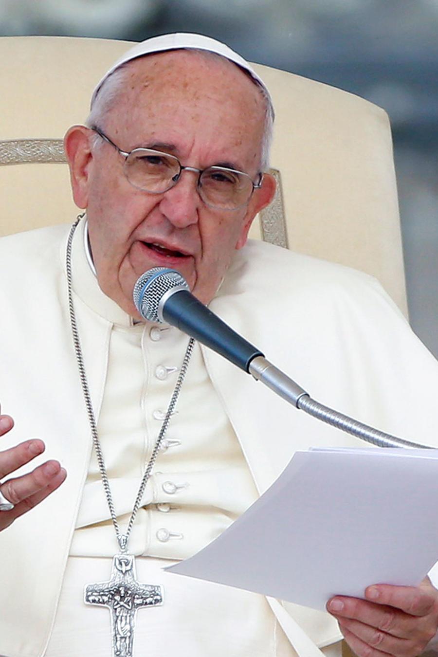 El Papa Francisco apoya a la curia mexicana