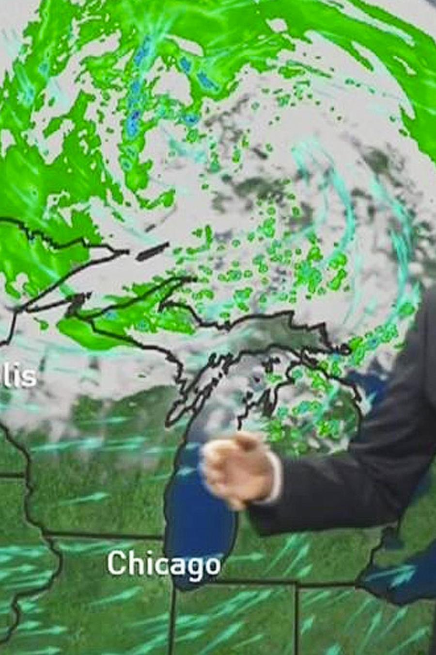 pronostican lluvias