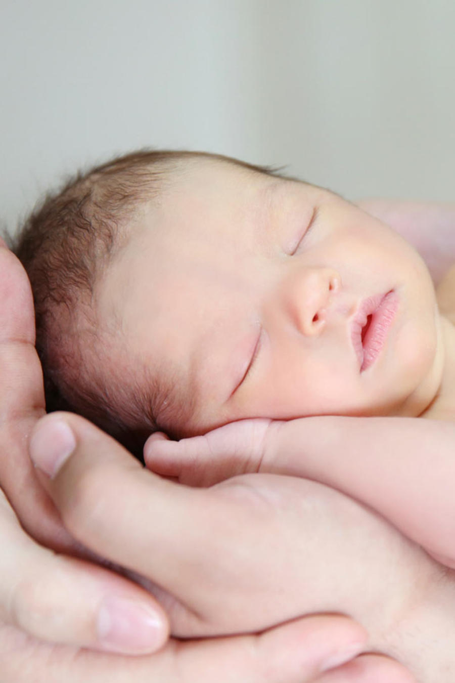 bebé recién nacido
