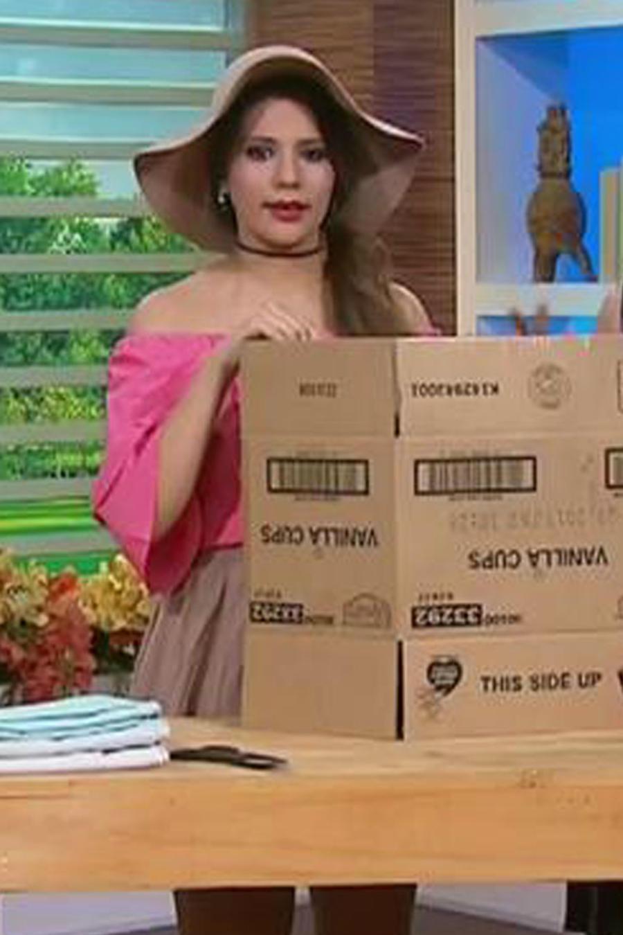 ¡Utilidades que le puedes dar a una caja de cartón!