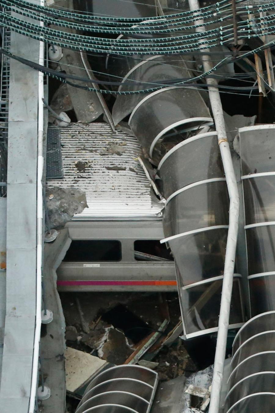 choque de tren en hoboken