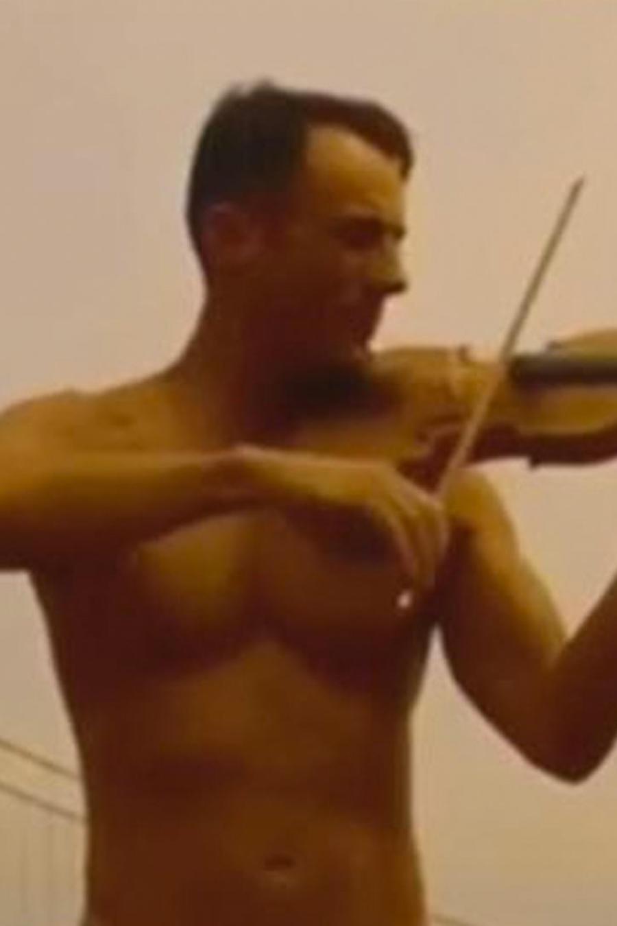 sexy violinista