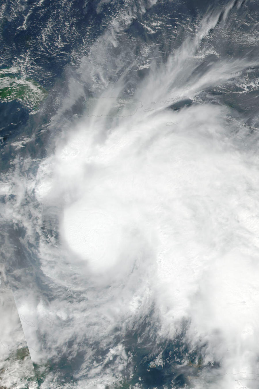 tormenta matthew