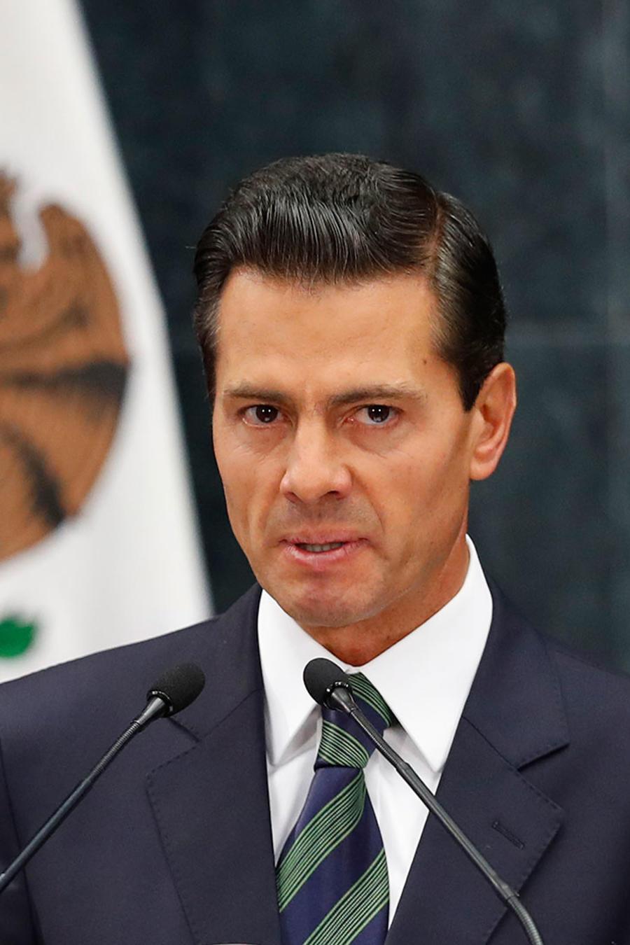 Avión de Peña Nieto