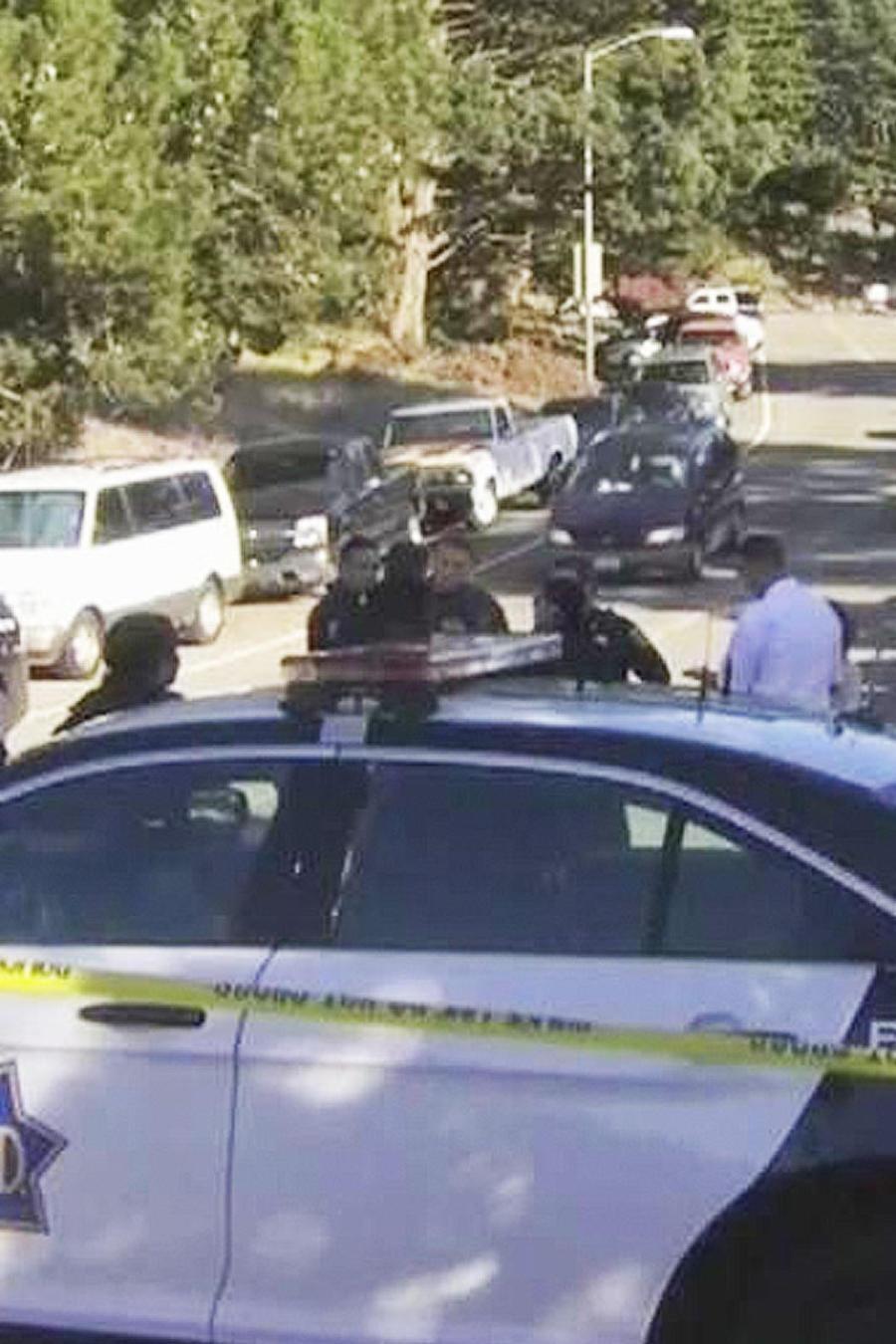 tiroteo escuela de california