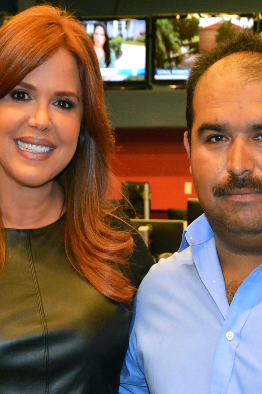María Celeste entrevista a José Andrade, acusador de Larry Hernández