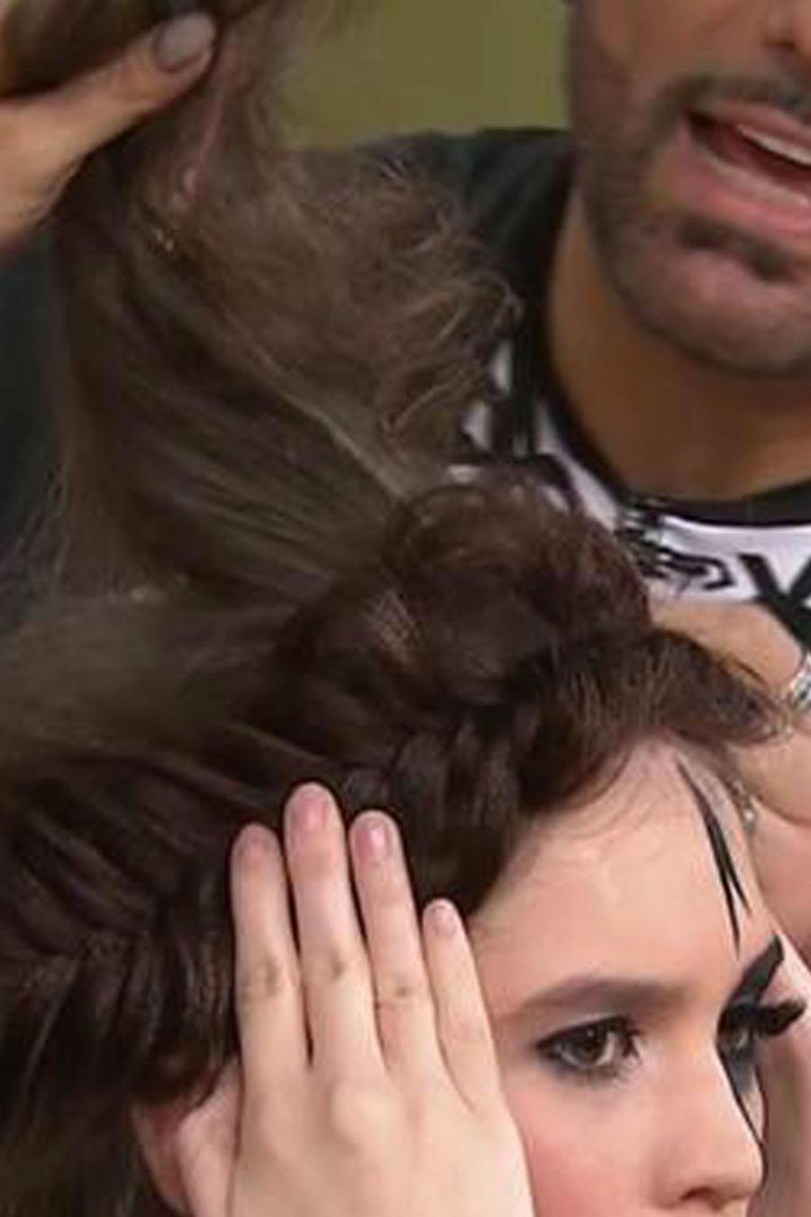 Aprende cómo arreglarte el cabello para Halloween