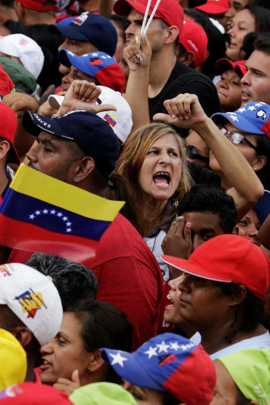 No hay diálogo en Venezuela