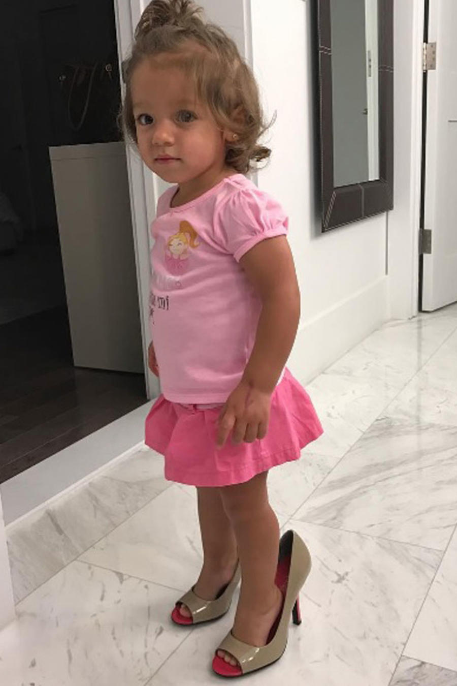 ¡Alaia es otra vez la reina de las redes sociales!