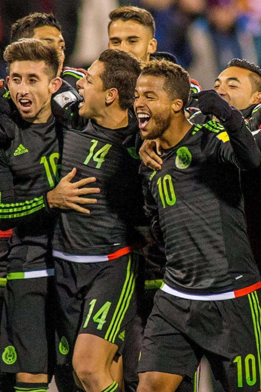 México derrota a EEUU