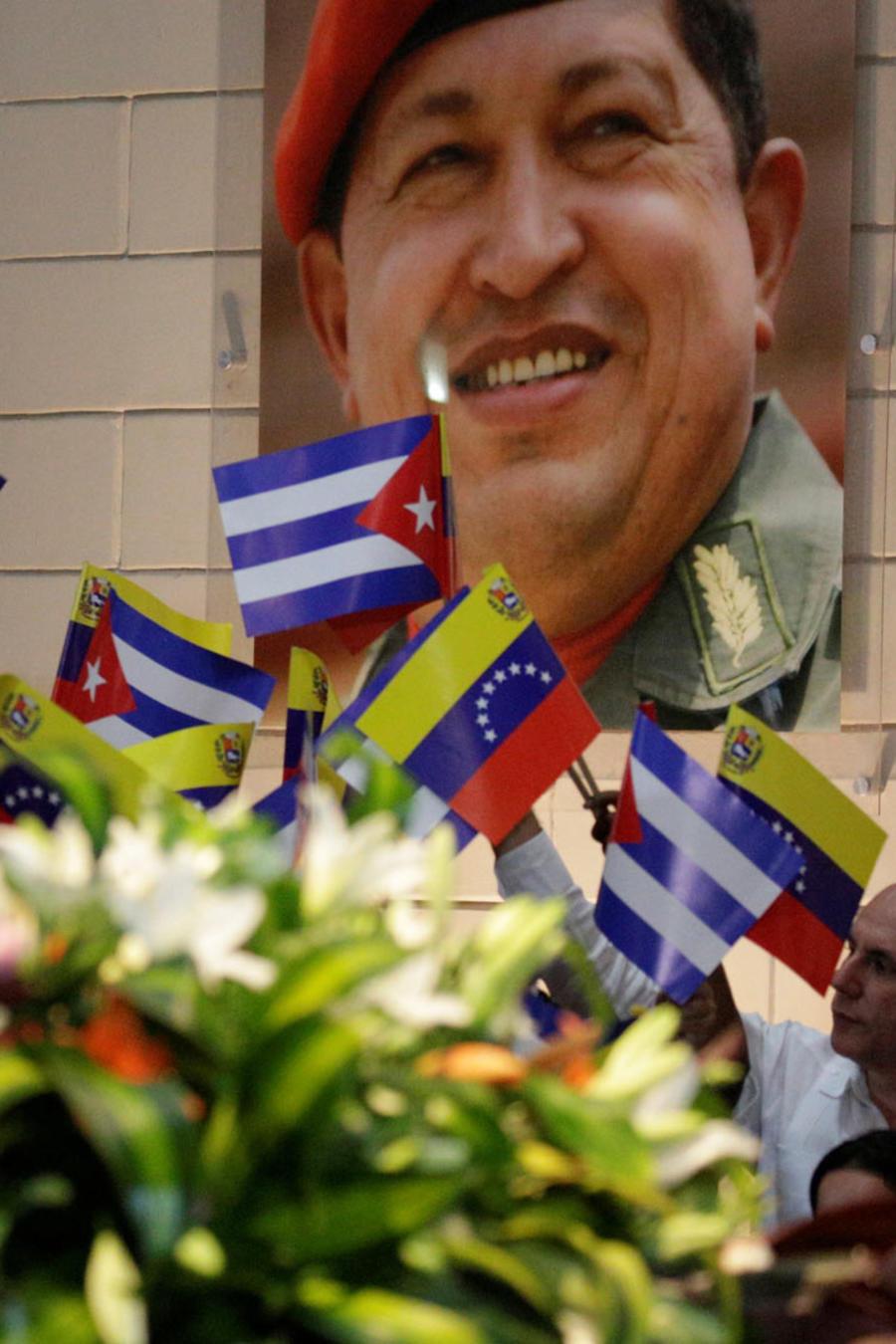 castro y venezuela