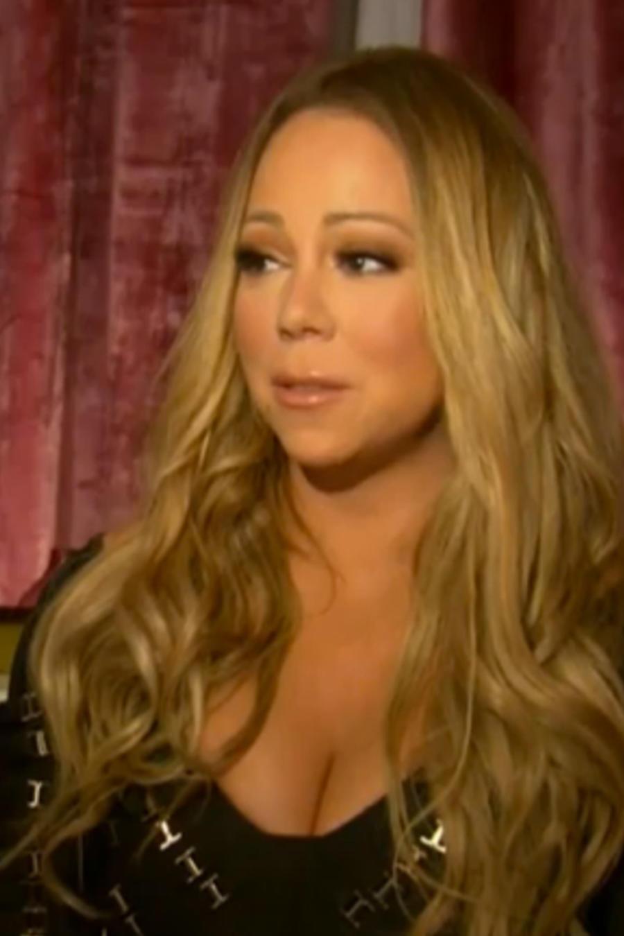 Mariah Carey entrevista exclusiva