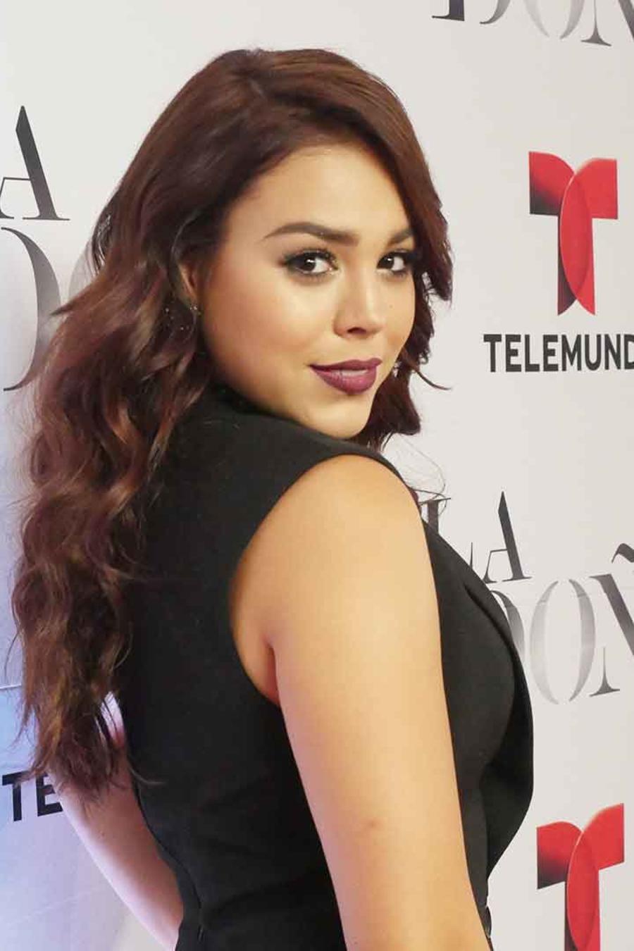 Danna Paola en la Doña