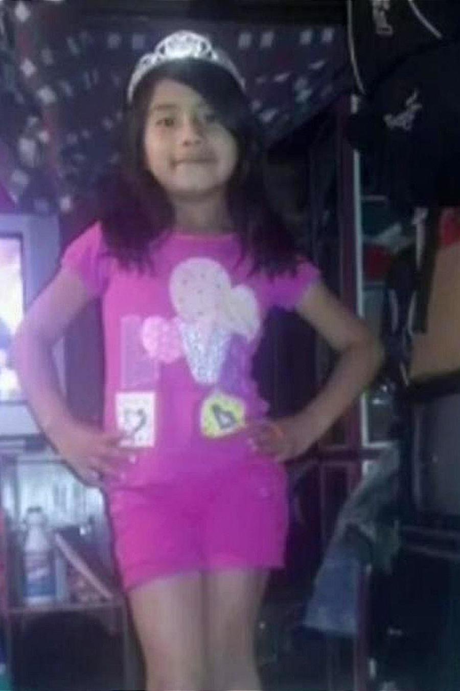 hallan muerta a niña secuestrada