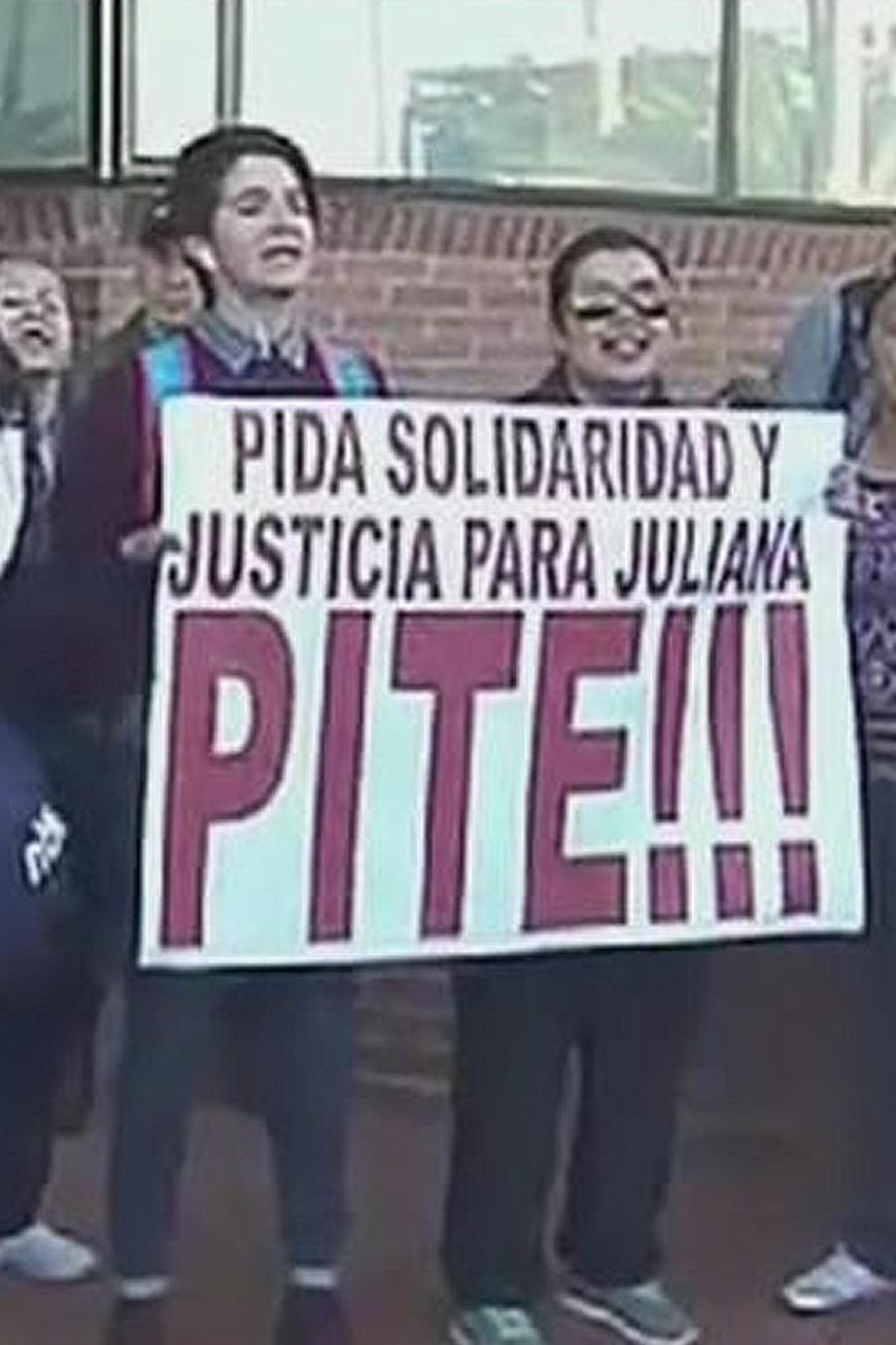 asesinato niña colombiana