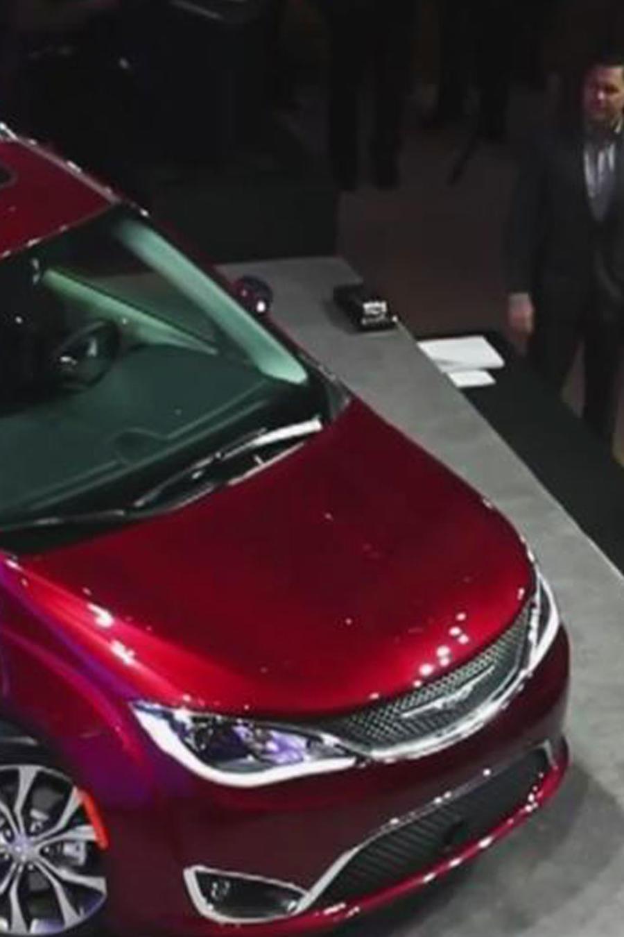 Te mostramos lo más destacado del auto show de Detroit