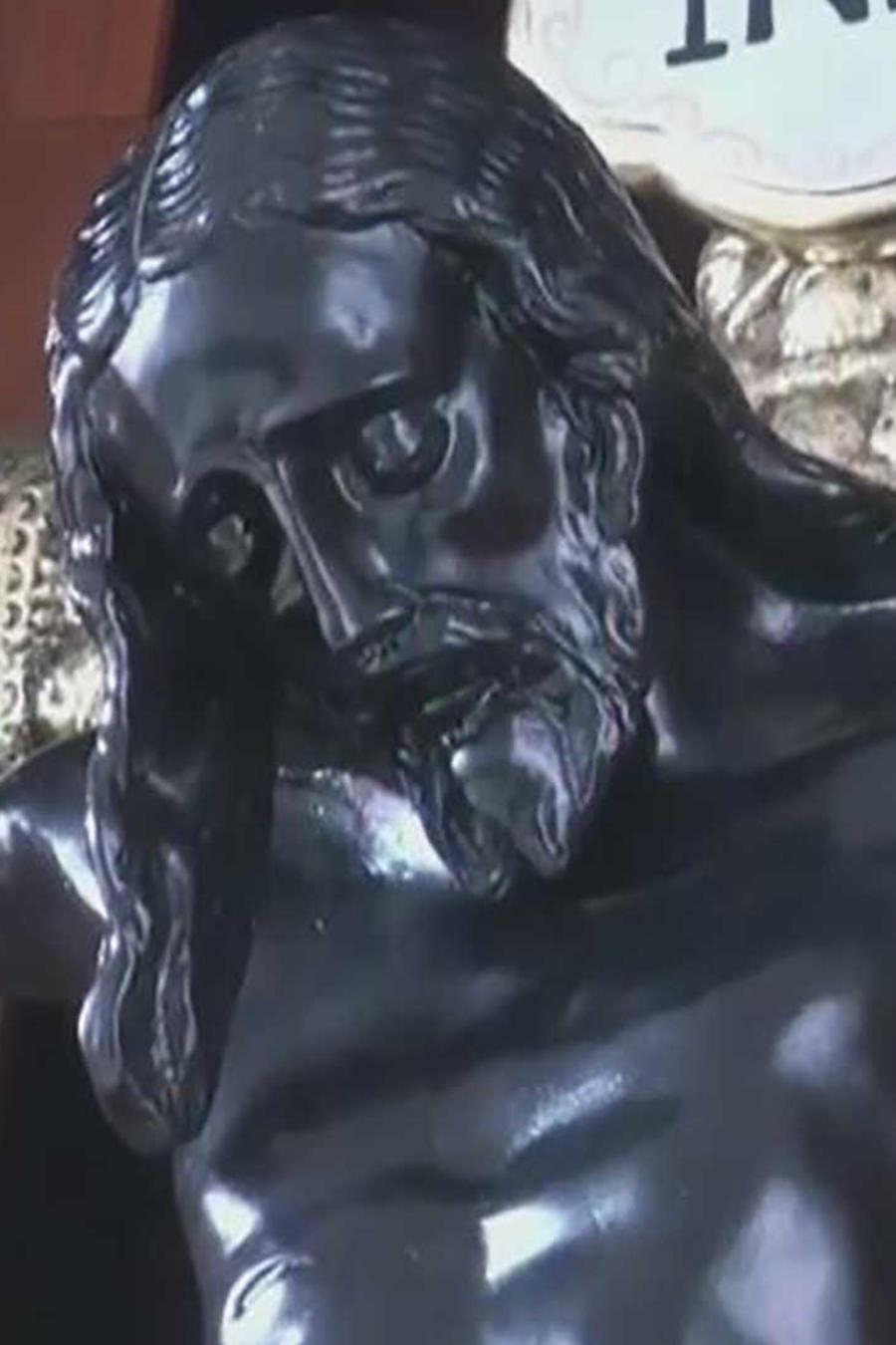 Muchos celebran al Cristo de Esquipulas