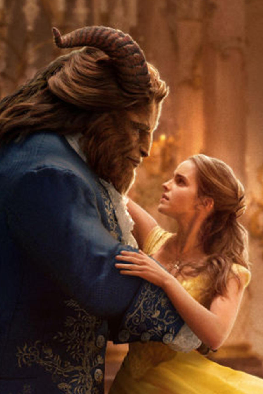 "Foto de la película ""Beauty and the Beast"""