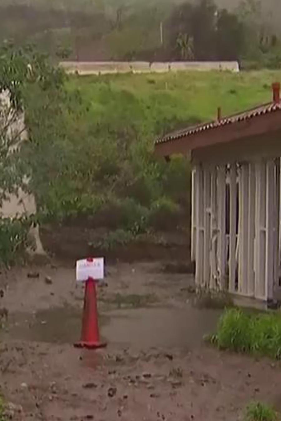 Tormentas castigan Centro y Norte de California