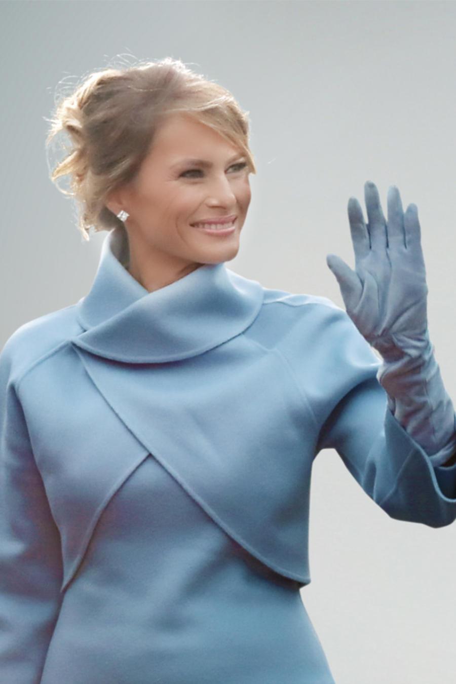 Melania Trump, La Primera Dama: un especial de Al Rojo Vivo por Telemundo