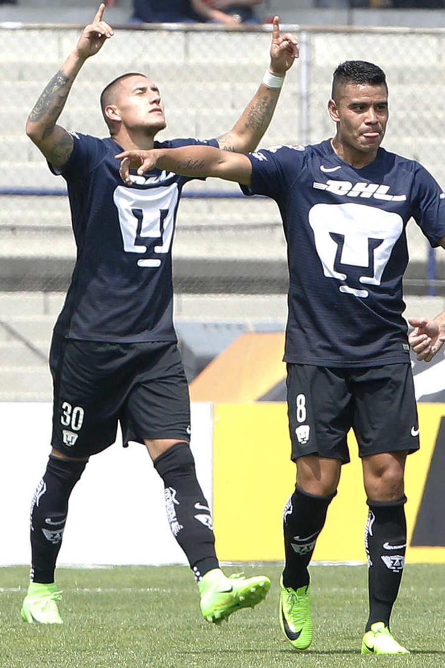 Los Pumas dejan la mala racha y derrotan 2 x 1 a Santos
