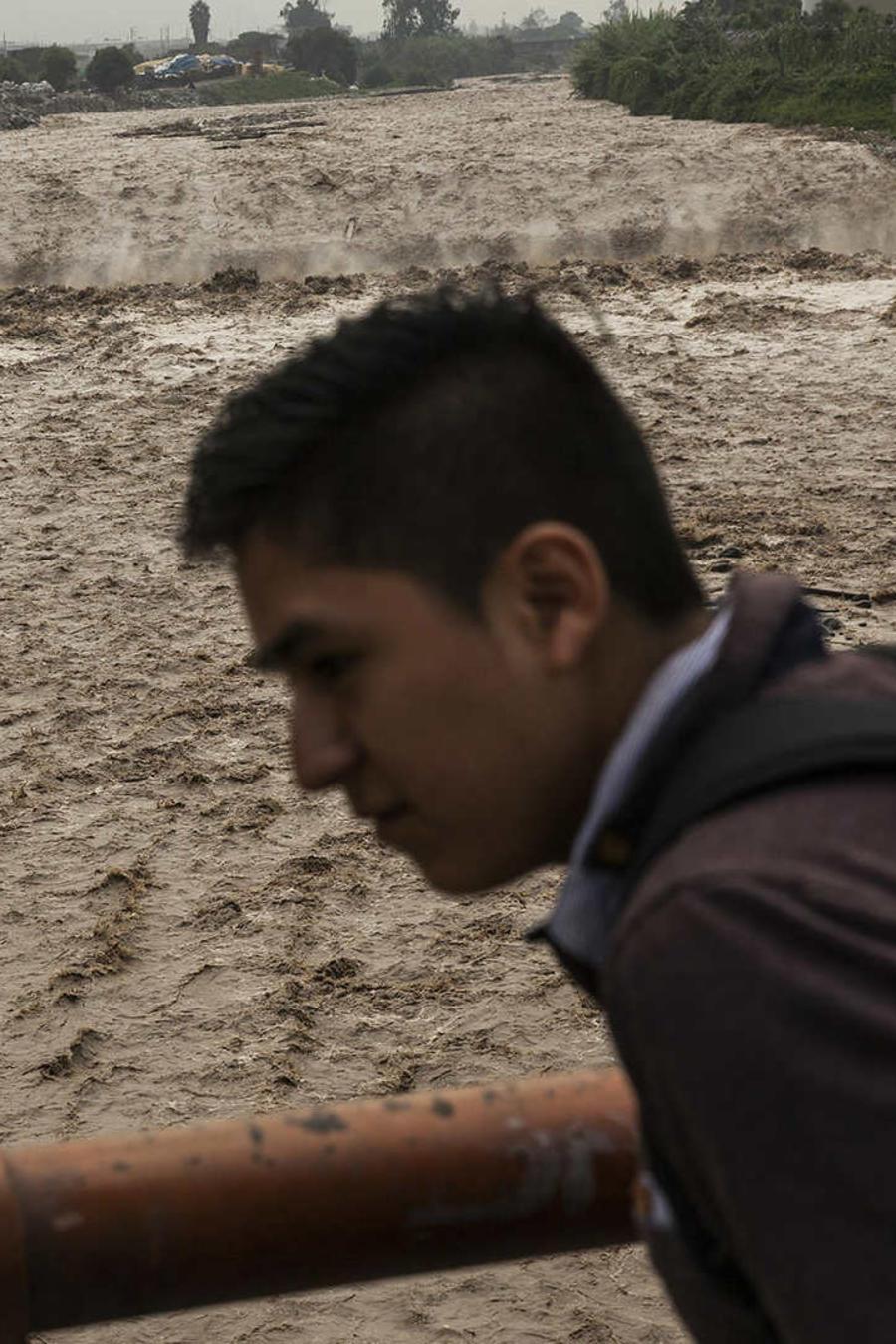 Deslaves en Perú arrastran todo a su paso