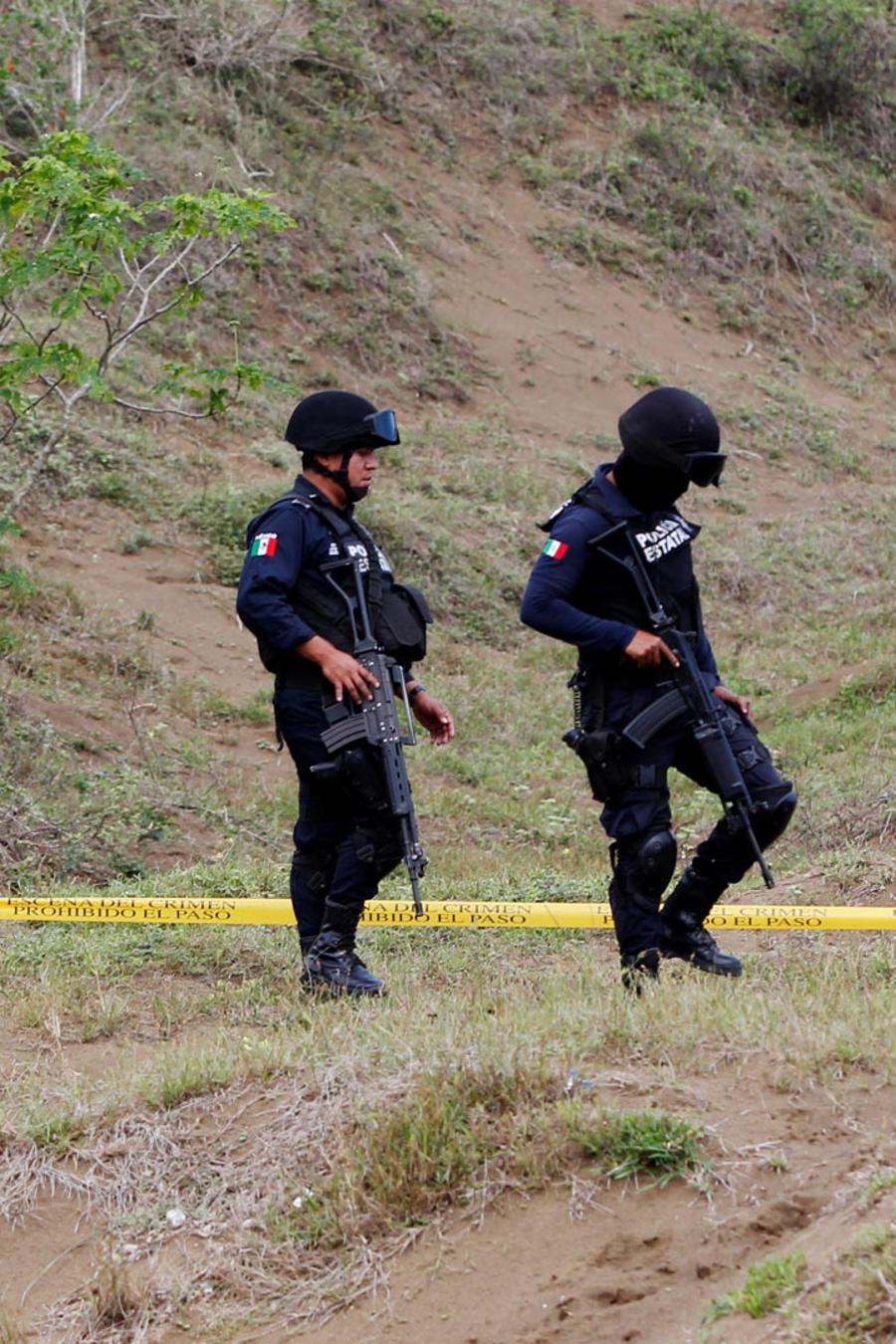 fosas clandestinas en mexico