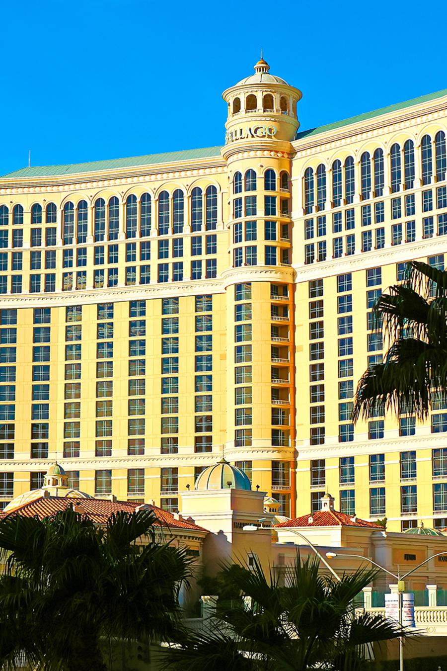 Casino Bellagio de Las Vegas sufre atraco de película
