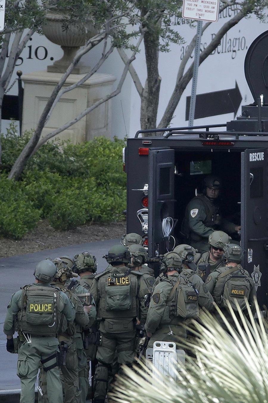 Buscan descifrar motivos de ataque callejero en Las Vegas