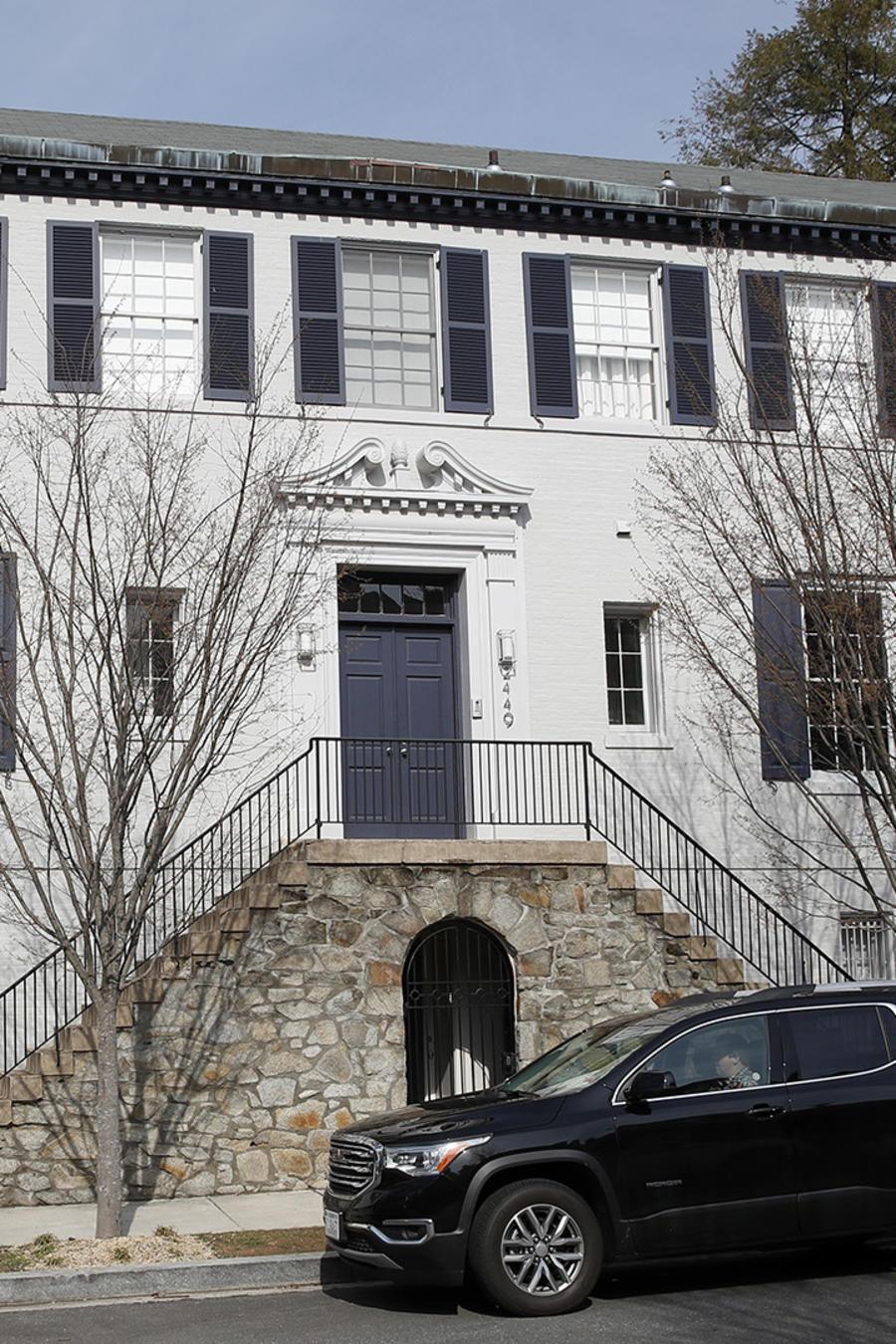 Vecinos se quejan Ivanka Trump y su familia