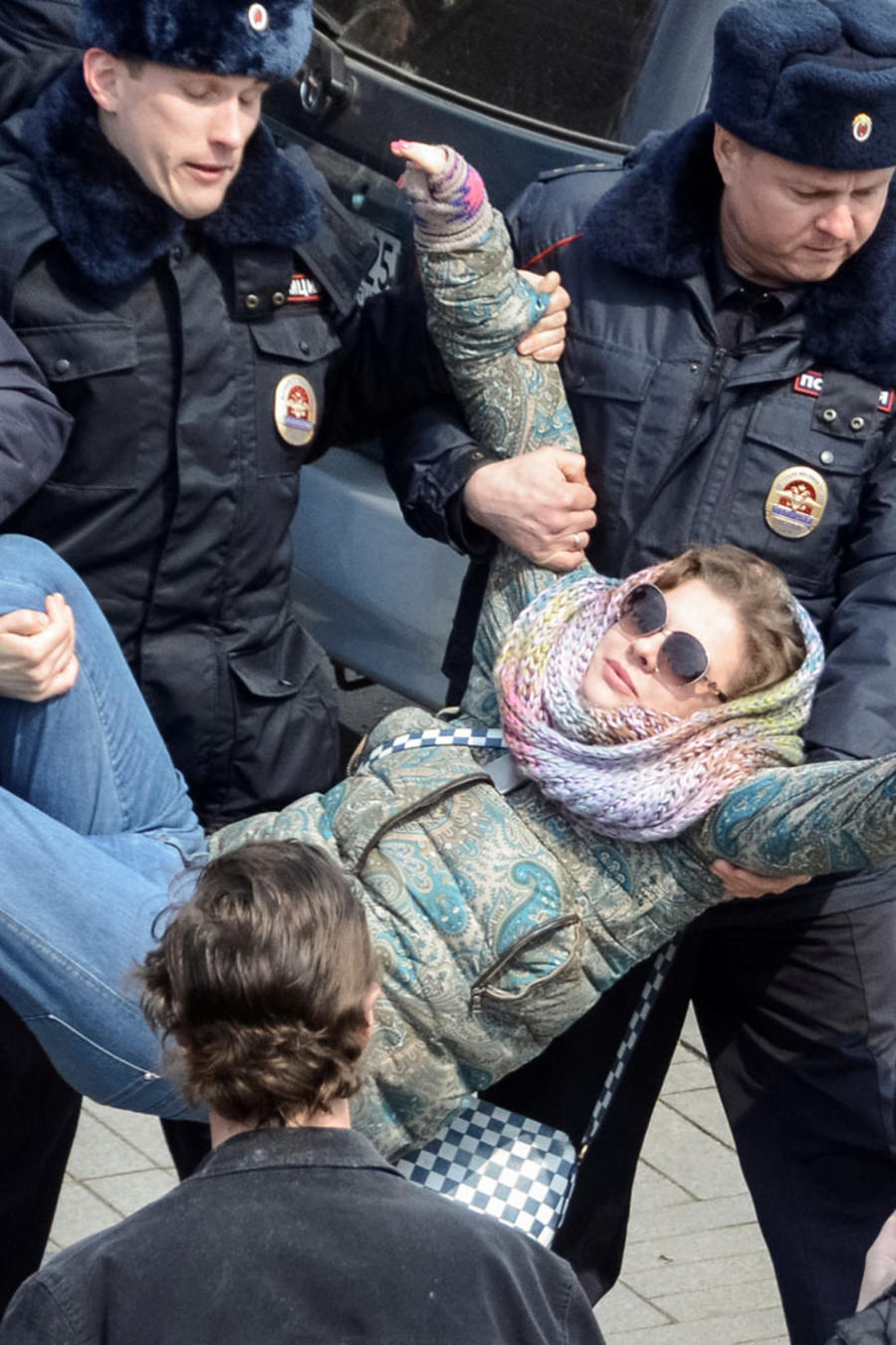 represion opositores en rusia